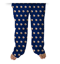 All the Bons Fleece PJ Pants Thumbnail