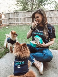2019 Human Pet Matching Shirt - Pet