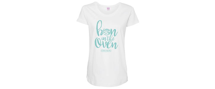 Bon in the Oven Maternity Tee